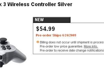 GameStop offers up silver DualShock 3 controller for North America