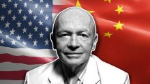 Mark Mobius says U.S.-China trade fight turning 'more strategic and critical'