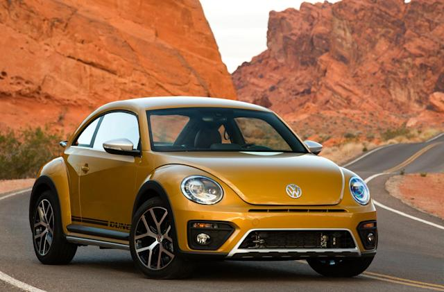 VW considers making an electric Beetle