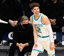 Charlotte Hornets guard LaMelo Ball breaks 60-year old NBA rookie record