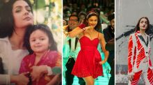 Then and now: From a cute 'student' to a red-carpet diva