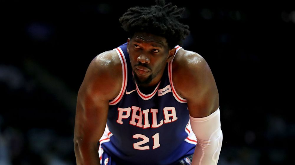 Kerr: What Embiid did against the Lakers was terrifying