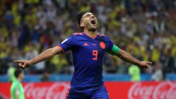 Falcao's first World Cup goal revitalises Colombia
