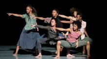 Alvin Ailey American Dance Theater: Shelter review – moves with our times