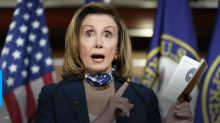 Pelosi: House will stay in session until COVID-19 rescue bill