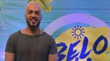 Belo tem dívida com hospital em que sua mãe ficou internada em São Paulo