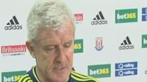 Hughes surprised by Arsenal form