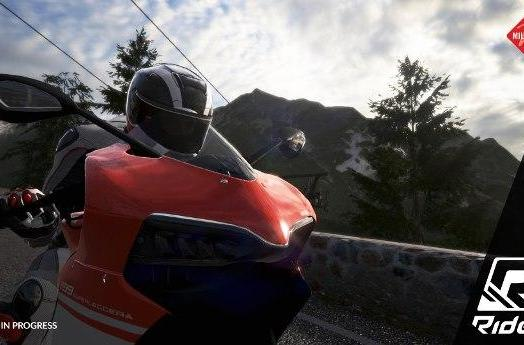 Bandai taking motorcycles out for a Ride in spring 2015