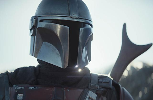 Disney+ is preparing a 'The Mandalorian' behind-the-scenes series