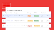Google launches a work-tracking tool and Airtable rival, Tables