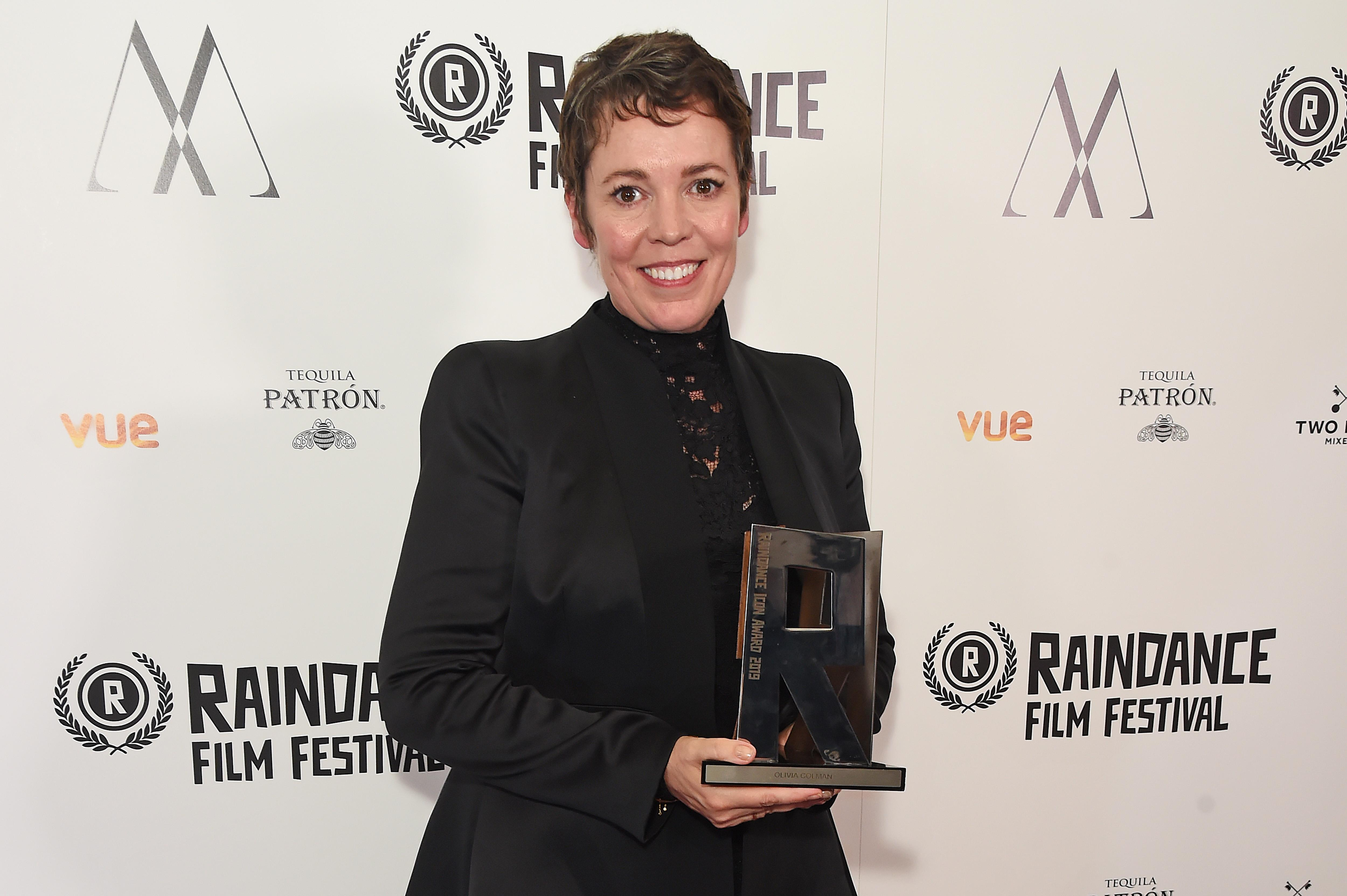The Crown's Olivia Colman says meeting Prince William 'didn't go very well'