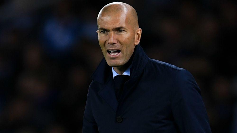 Zidane não deseja reforços na próxima janela