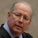 Brazil Supreme Court Justice de Mello to step down three weeks early