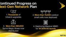 Sprint's Next-Gen Network Build Gains Momentum
