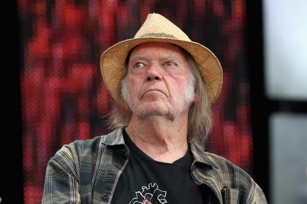 Neil Young Expresses 'Empathy' for 'Manipulated' Supporters, Blames Trump for 'Exaggerating' Truth