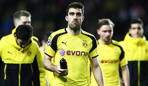 """DFB-Pokal: Dortmunds Sokratis über den Anschlag: """"Es ist nichts mehr wie vorher"""""""