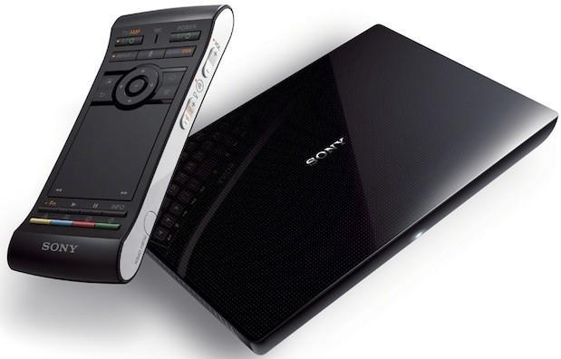Sony's Google TV box gets a refresh, NSZ-GS8 adds voice search ready remote