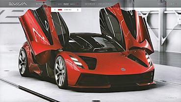 LOTUS預告限量電動超跑Evija將提供高度客制化服務