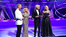 'Dancing On Ice' hit with complaints over semi-final judging