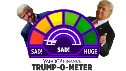 This week in Trumponomics: SAD!