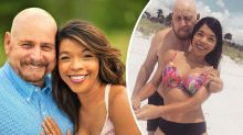 Woman opens up about marrying man 40 years older than her