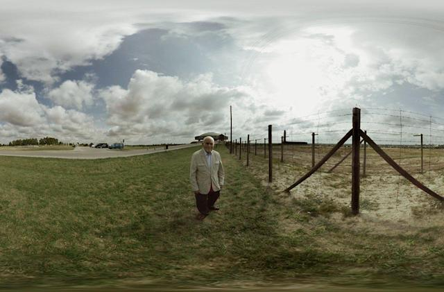 'The Last Goodbye' is the VR Holocaust memorial we need today