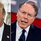 The NRA's Wayne LaPierre and Trump Are Using the Same Playbook to Respond to Parkland