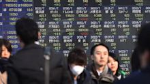 Most Asia markets climb following Wall Street dip on Trump government shutdown threat