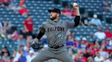 Alex Young to pitch in place of injured Madison Bumgarner for D-backs