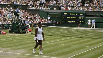 Serena climbs, Gauff soars in latest rankings