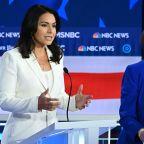 Democratic debate: Tulsi Gabbard criticizes Hillary Clinton, Democratic party 'rot'