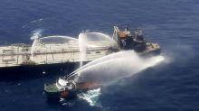 Owners of tanker stricken off Sri Lanka to foot firefighting bill: gvt