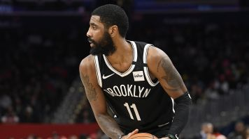 Kyrie Irving will miss more time with injury