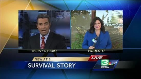 Modesto rescued runner talks about his survival [Video]