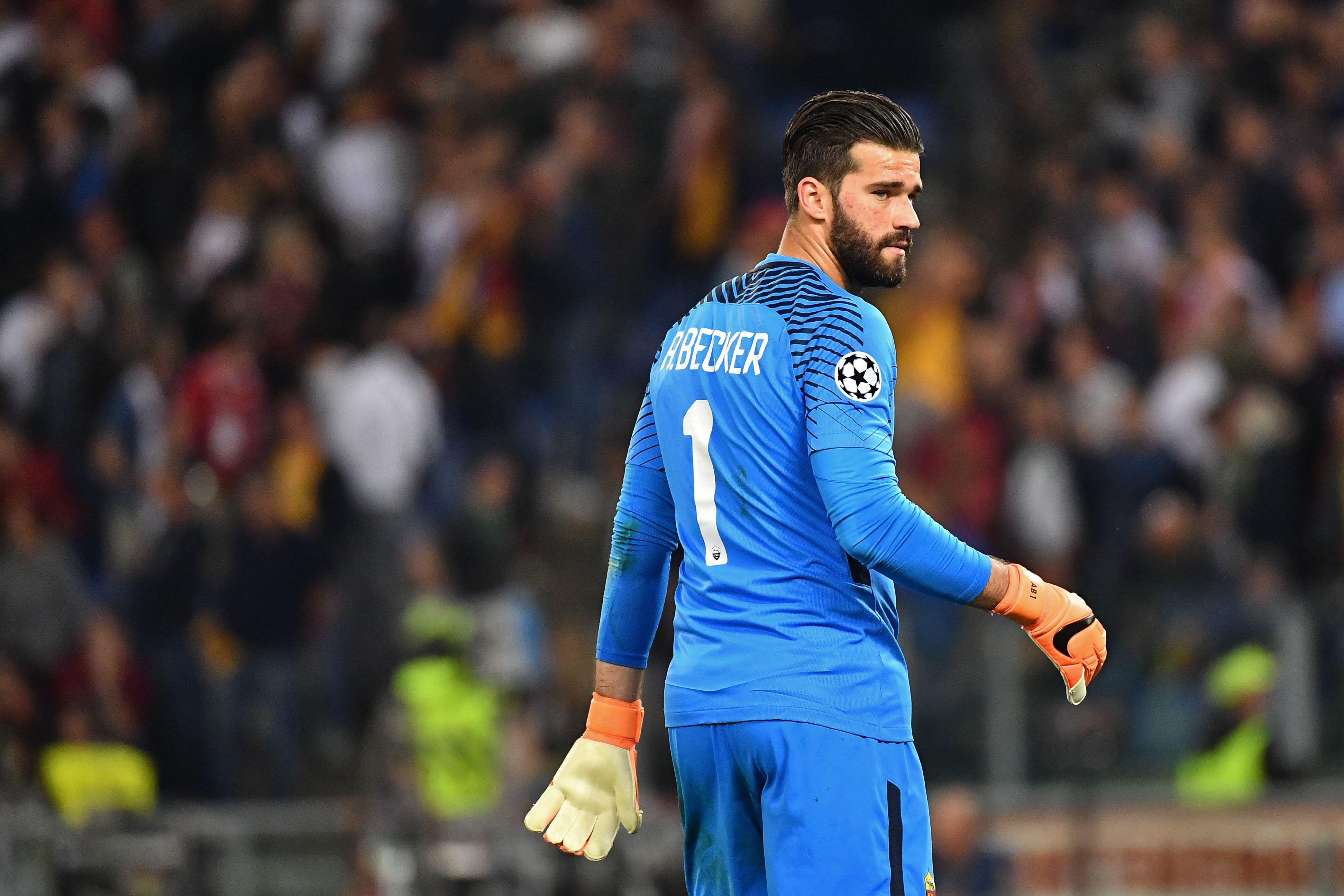 Alisson To Liverpool: Roma Goalkeeper Makes Premier League
