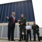 The Latest: Another lawsuit filed against Trump border wall