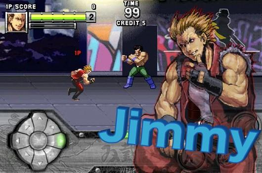 Double Dragon punches iOS in the gut