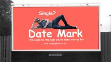 Applications flood in after single man rents billboard to find a date