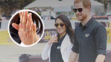 Herzogin Meghan: Verrät dieser Ring den Geburtstag ihres Babys?