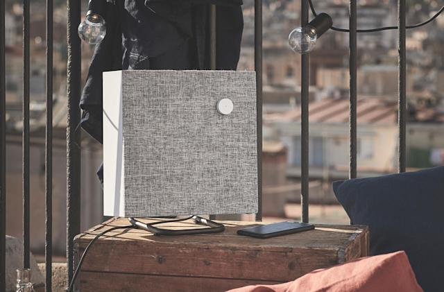 IKEA's first Bluetooth speakers don't need assembly