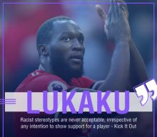 Manchester United chanters must accept their Lukaku song is racist