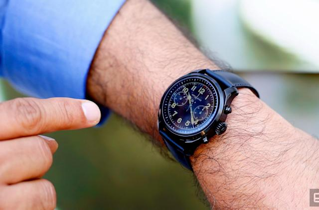 Montblanc Summit 2 will be the first Snapdragon Wear 3100 watch