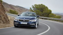 BMW quietly reintroduces diesel-powered 5-Series to lineup