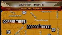 5am: Crooks target copper in Cleveland Hts