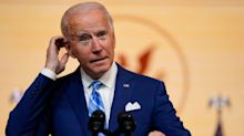 Joe Biden Fractures Foot While Playing With Dog, Doctor Says