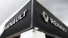 Renault looks for new partners, third quarter revenue falls