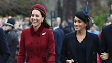 Why the Duchess of Cambridge and Doria Ragland were not at Meghan's baby shower