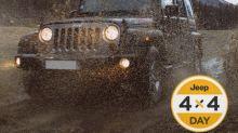 Fourth Annual 'Jeep® 4x4 Day' Celebration Goes Global Across Instagram