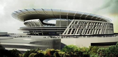Stadio Roma, ultimo atto: c'è l'ok della Città Metropolitana