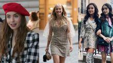 'Emily in Paris': nossos looks favoritos da série mais fashionista de 2020